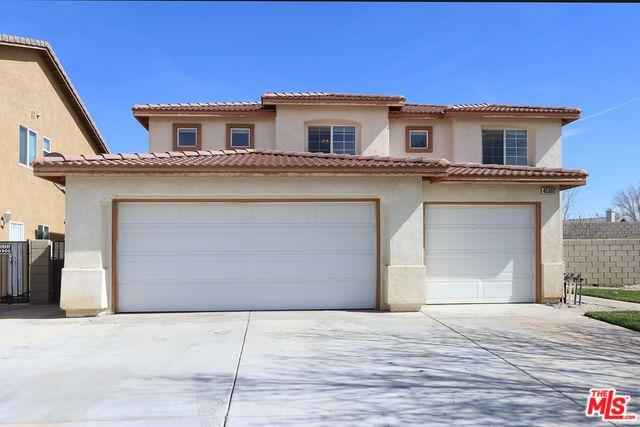 45302 Robinson Drive, Lancaster, CA 93535 (MLS #19451420) :: Hacienda Group Inc