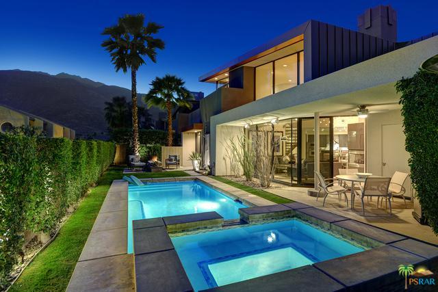 441 N Avenida Caballeros, Palm Springs, CA 92262 (MLS #19451492PS) :: Brad Schmett Real Estate Group