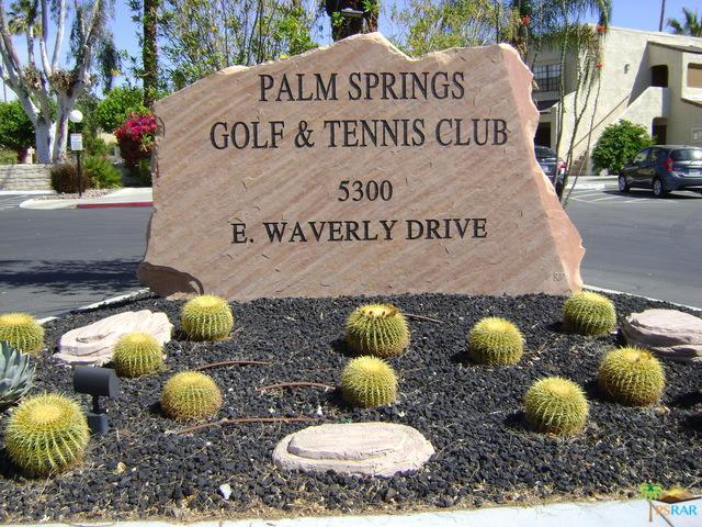 5300 E Waverly Drive #5207, Palm Springs, CA 92264 (MLS #19451584PS) :: Brad Schmett Real Estate Group