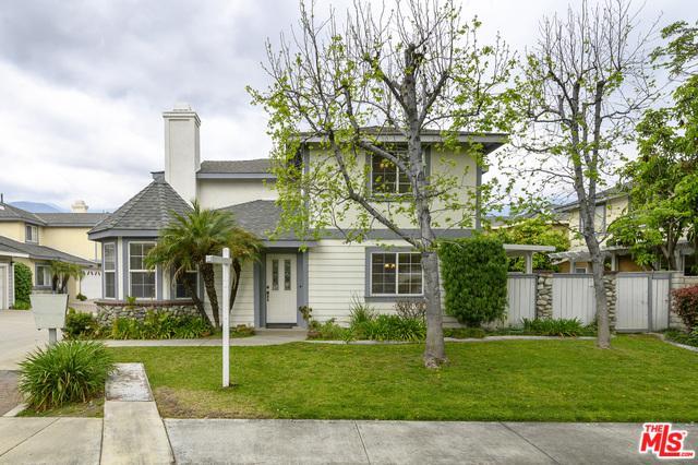 917 W Walnut Avenue, Monrovia, CA 91016 (MLS #19452044) :: The John Jay Group - Bennion Deville Homes