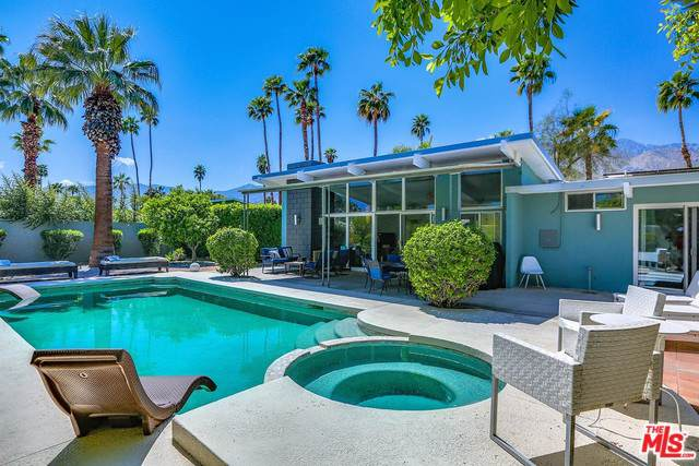 292 N Monterey Road, Palm Springs, CA 92262 (MLS #19452600PS) :: The John Jay Group - Bennion Deville Homes