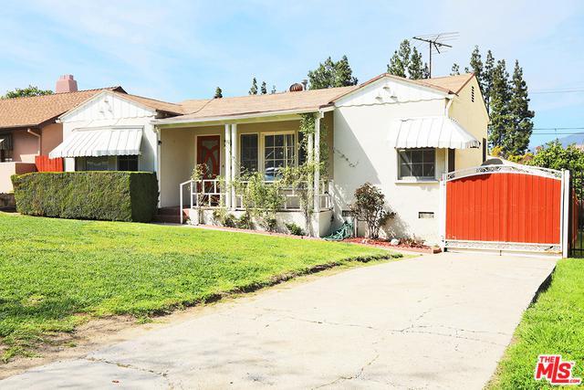 87 W Glenarm Street, Pasadena, CA 91105 (MLS #19453200) :: The John Jay Group - Bennion Deville Homes