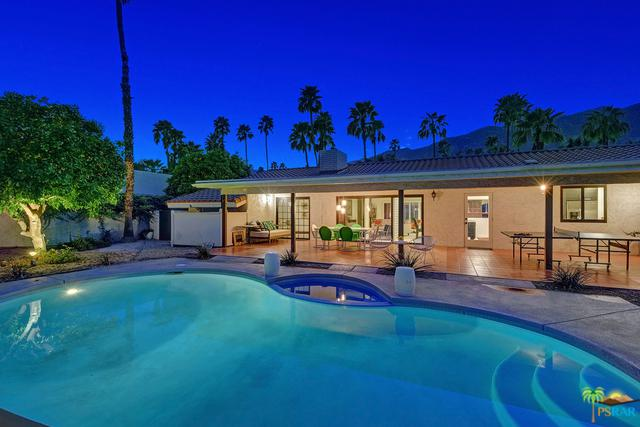 1970 S Joshua Tree Place, Palm Springs, CA 92264 (MLS #19453224PS) :: The John Jay Group - Bennion Deville Homes