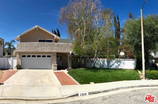 23218 Via Ladera, Valencia, CA 91355 (MLS #19453386) :: The John Jay Group - Bennion Deville Homes