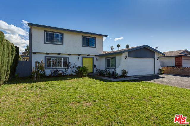 20100 Delight Street, Canyon Country, CA 91351 (MLS #19454504) :: The Jelmberg Team
