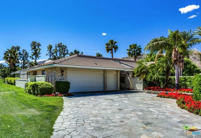 44 Churchill Lane, Rancho Mirage, CA 92270 (MLS #19454862PS) :: The Jelmberg Team