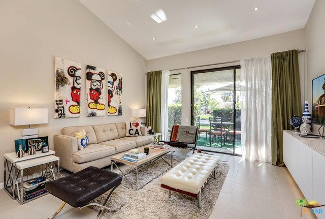 1150 Via Tenis, Palm Springs, CA 92262 (MLS #19455176PS) :: Brad Schmett Real Estate Group