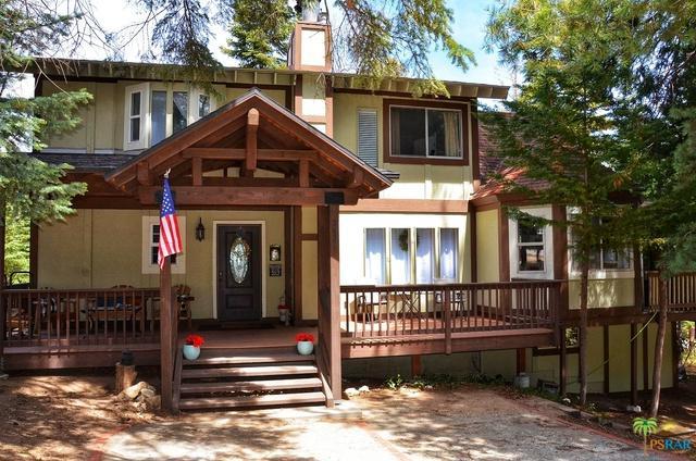 26379 Walnut Hills Drive, Lake Arrowhead, CA 92352 (MLS #19455224PS) :: The John Jay Group - Bennion Deville Homes