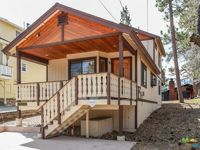 1059 Butte Avenue, Big Bear, CA 92314 (MLS #19455836PS) :: The John Jay Group - Bennion Deville Homes