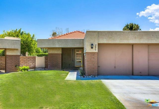 2870-W W Sunflower Circle, Palm Springs, CA 92262 (MLS #19456008PS) :: Hacienda Group Inc