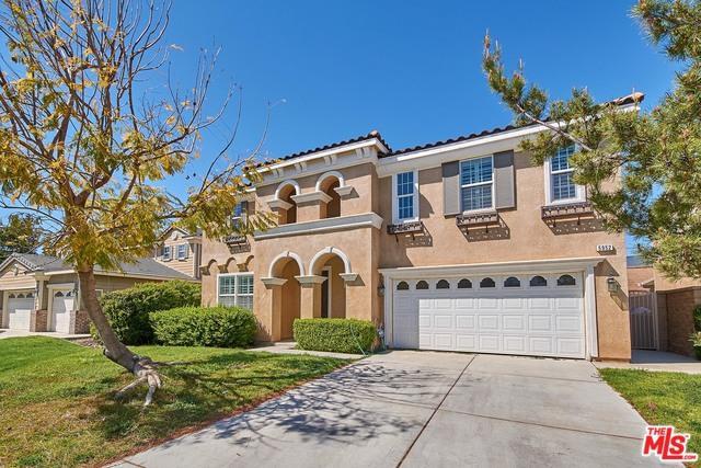 5952 Mount Lewis Lane, Fontana, CA 92336 (MLS #19456094) :: The John Jay Group - Bennion Deville Homes