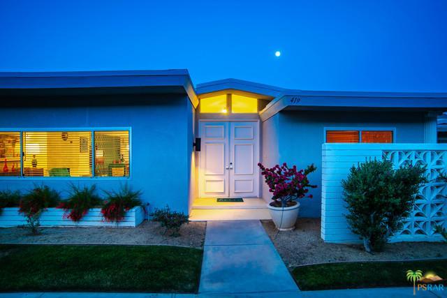 419 E Avenida Granada, Palm Springs, CA 92264 (MLS #19456552PS) :: Deirdre Coit and Associates