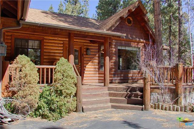 41554 Stonebridge Road, Big Bear, CA 92315 (MLS #19456686PS) :: Deirdre Coit and Associates