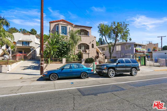 3334 City Terrace Drive, Los Angeles (City), CA 90063 (MLS #19456780) :: The John Jay Group - Bennion Deville Homes