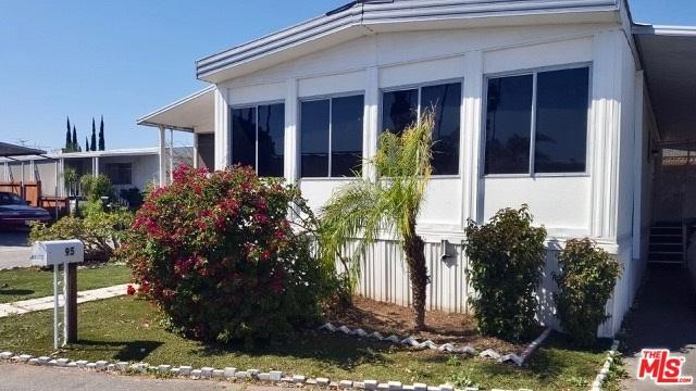 8800 Eton #95, Canoga Park, CA 91304 (MLS #19456808) :: The John Jay Group - Bennion Deville Homes