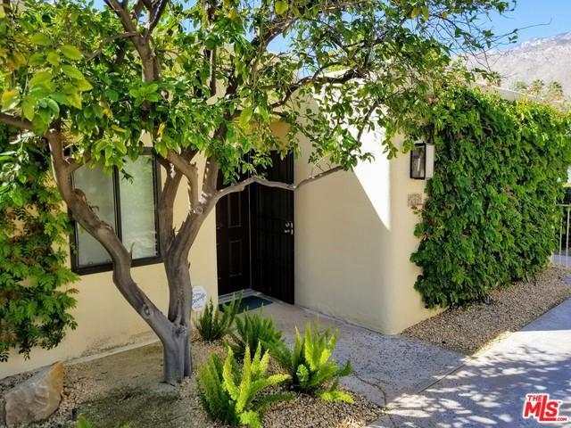 437 N Hermosa Drive, Palm Springs, CA 92262 (MLS #19456892) :: Brad Schmett Real Estate Group