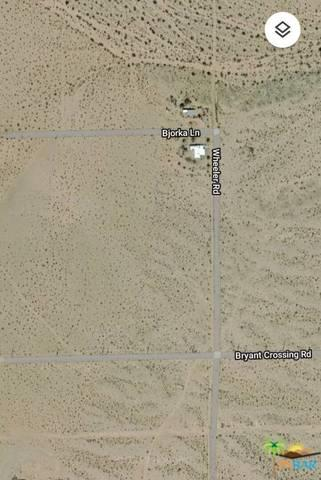 0 Brant Crossing Road, Joshua Tree, CA 92277 (MLS #19457218PS) :: Deirdre Coit and Associates