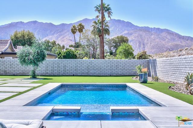 4862 E Par Drive, Palm Springs, CA 92264 (MLS #19457224PS) :: Brad Schmett Real Estate Group