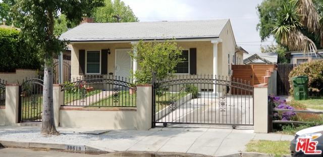 10619 Otsego Street, North Hollywood, CA 91601 (MLS #19457434) :: The Sandi Phillips Team