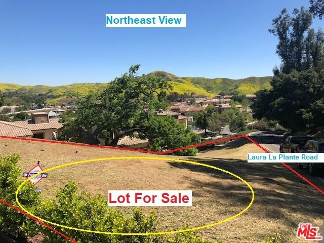 0 Laura La Plante Road, Agoura Hills, CA 91301 (MLS #19457770) :: The John Jay Group - Bennion Deville Homes