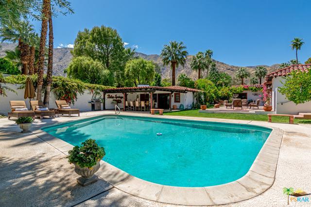 435 W Vereda Sur, Palm Springs, CA 92262 (MLS #19457782PS) :: Hacienda Group Inc