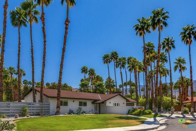 3169 E Cajon Circle, Palm Springs, CA 92264 (MLS #19457798PS) :: Brad Schmett Real Estate Group
