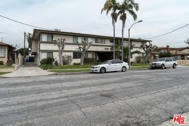920 N 1st Street, Alhambra, CA 91801 (MLS #19458154) :: The John Jay Group - Bennion Deville Homes