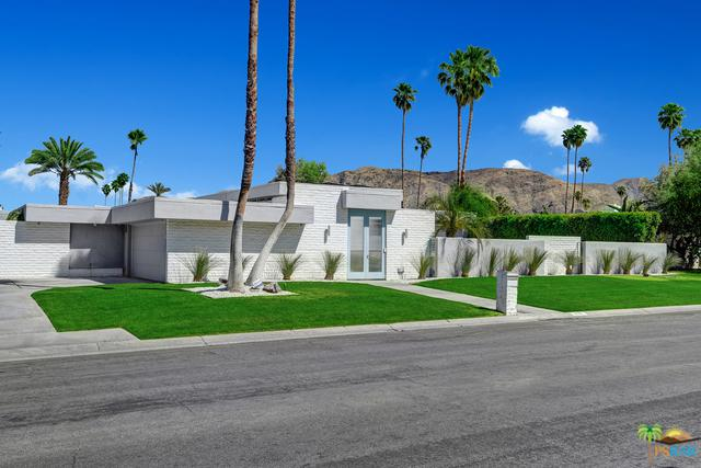 2160 S Calle Palo Fierro, Palm Springs, CA 92264 (MLS #19458236PS) :: The John Jay Group - Bennion Deville Homes