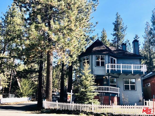 42728 Cougar Road, Big Bear, CA 92315 (MLS #19458544) :: Deirdre Coit and Associates