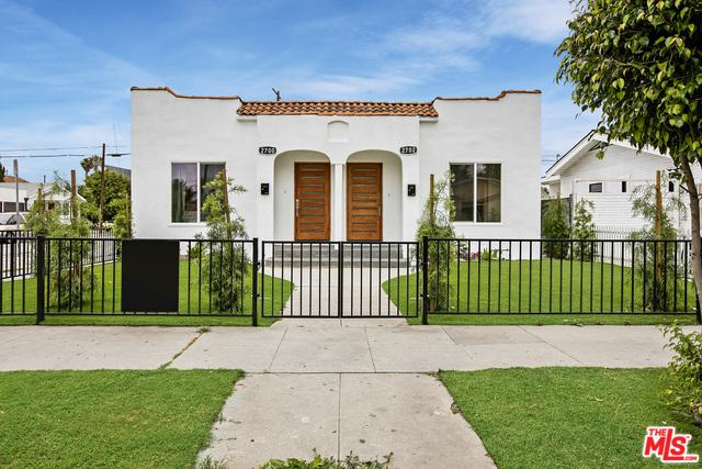 2700 S Mansfield Avenue, Los Angeles (City), CA 90016 (MLS #19458822) :: Hacienda Group Inc