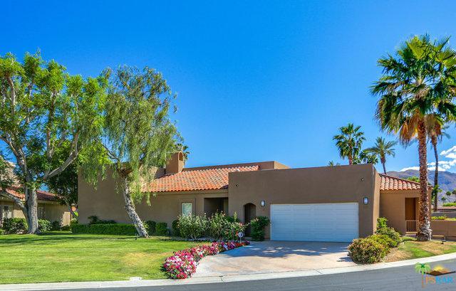 10 Lake Shore Drive, Rancho Mirage, CA 92270 (MLS #19459132PS) :: The Jelmberg Team