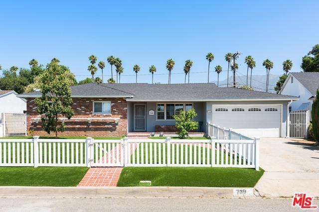 739 Stonehurst Drive, Altadena, CA 91001 (MLS #19459202) :: Deirdre Coit and Associates