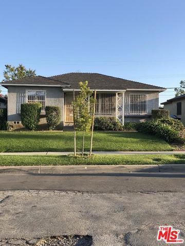 1114 W 138th Street, Compton, CA 90222 (MLS #19460116) :: The John Jay Group - Bennion Deville Homes