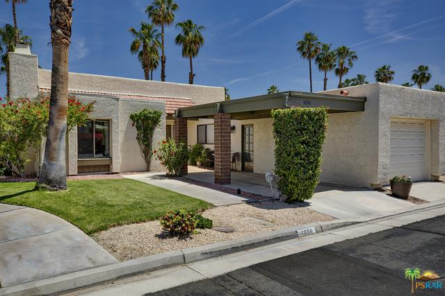 1656 Paseo De La Palma, Palm Springs, CA 92264 (MLS #19460170PS) :: Hacienda Group Inc