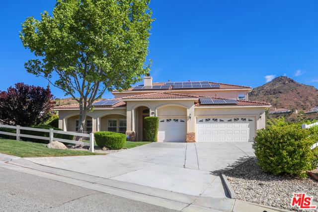 34508 Desert Road, Acton, CA 93510 (MLS #19460960) :: The John Jay Group - Bennion Deville Homes