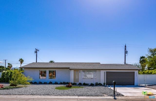 3040 N Chuperosa Road, Palm Springs, CA 92262 (MLS #19461688PS) :: Hacienda Group Inc