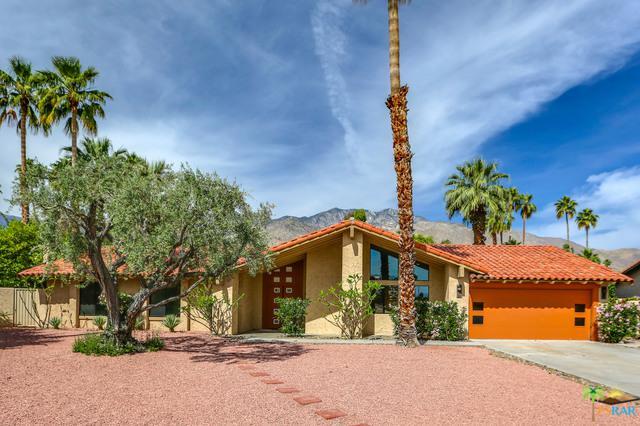 2325 E El Chorro Way, Palm Springs, CA 92264 (MLS #19462192PS) :: Deirdre Coit and Associates