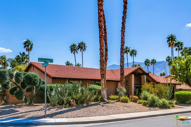 2997 E Alta Loma Drive, Palm Springs, CA 92264 (MLS #19462428PS) :: The John Jay Group - Bennion Deville Homes