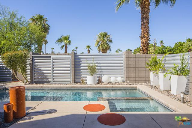 330 Cheryl Drive, Palm Springs, CA 92262 (MLS #19462590PS) :: The John Jay Group - Bennion Deville Homes