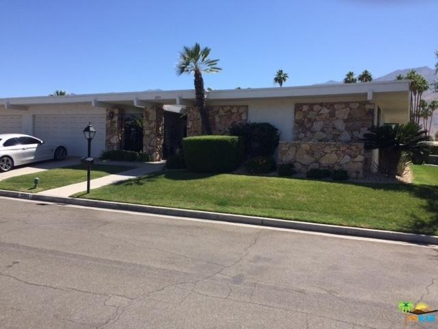 2283 S Madrona Drive, Palm Springs, CA 92264 (MLS #19462772PS) :: Brad Schmett Real Estate Group