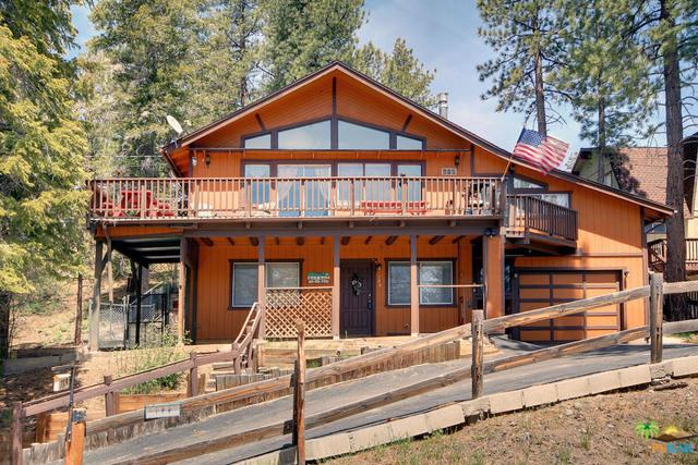789 Silvertip Drive, Big Bear, CA 92315 (MLS #19462928PS) :: The Jelmberg Team