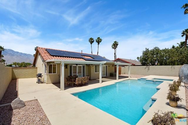 30376 Avenida Maravilla, Cathedral City, CA 92234 (MLS #19462986PS) :: The John Jay Group - Bennion Deville Homes