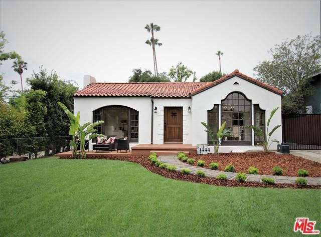 1251 N Hill Avenue, Pasadena, CA 91104 (MLS #19463884) :: Hacienda Group Inc