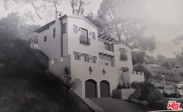 3225 Ledgewood Drive, Hollywood Hills East, CA 90068 (MLS #19463890) :: Deirdre Coit and Associates