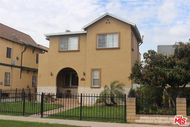 1119-3/4 W 85th Street, Los Angeles (City), CA 90044 (MLS #19464040) :: Deirdre Coit and Associates