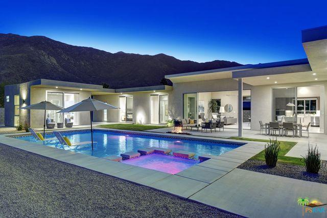 395 E Bogert, Palm Springs, CA 92264 (MLS #19464158PS) :: The John Jay Group - Bennion Deville Homes