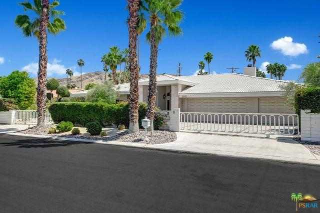 1107 E Marion Way, Palm Springs, CA 92264 (MLS #19464814PS) :: Hacienda Group Inc