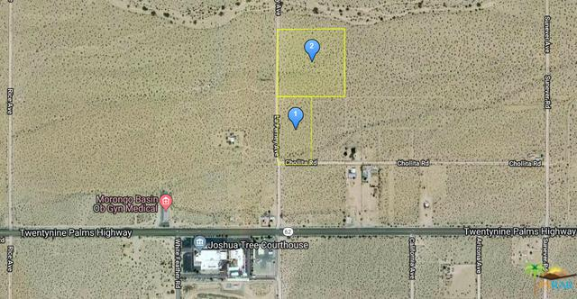 0 Mojave Ranch Road, Joshua Tree, CA 92252 (MLS #19465002PS) :: Brad Schmett Real Estate Group