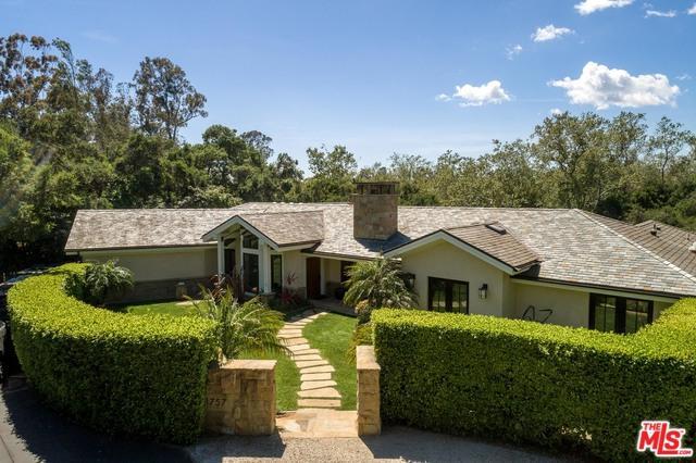 1757 Glen Oaks Drive, Montecito, CA 93108 (MLS #19465024) :: Hacienda Group Inc