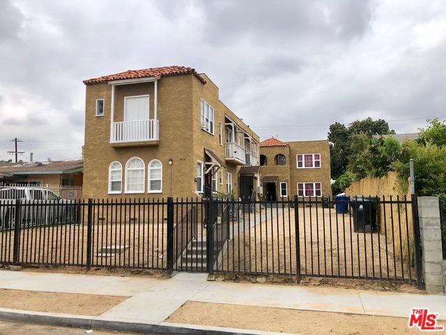 3978 S La Salle Avenue, Los Angeles (City), CA 90062 (MLS #19465030) :: Hacienda Group Inc